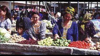 Туркменские базары