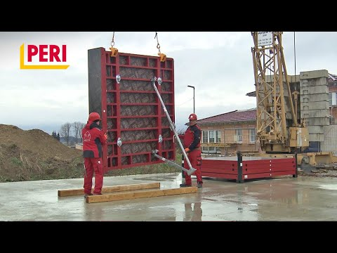 MAXIMO | HOW TO Lift Panels With The Lifting Hook (EN)