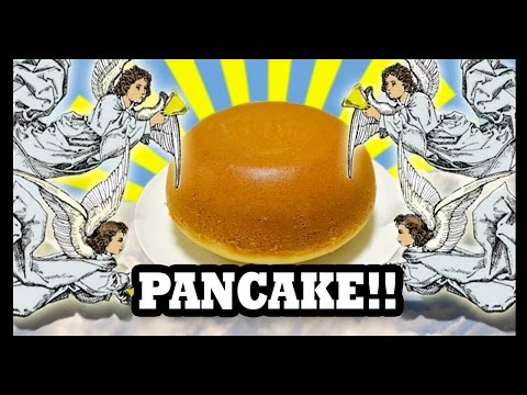 GIANT PANCAKES FROM A RICE COOKER!?! - Food Feeder