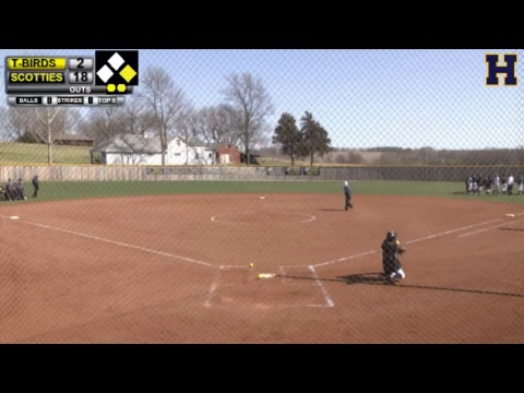 Softball: Highland Community College vs. Cloud County CC - Game 1