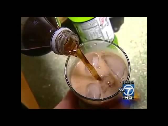The Dangers of Diet Soda