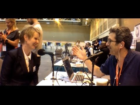 Cynthia Nixon Joins Sam In New Orleans to talk NY Gov Race