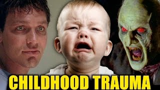 Childhood Trauma - Movies/Shows that Terrified Me