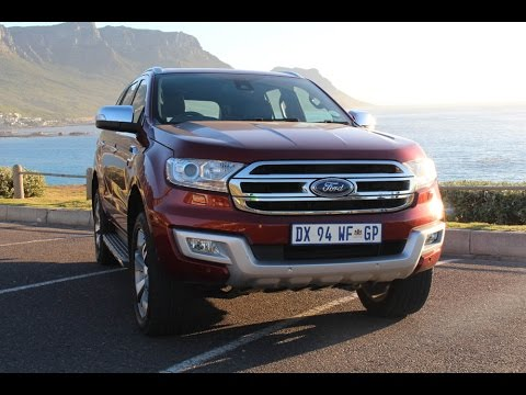 Ford Everest Limited 3.2L (2017) Review – The best all purpose SUV