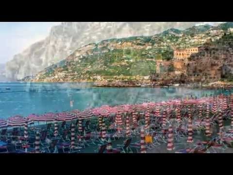 The Magnificent Amalfi Coast and Naples Italy