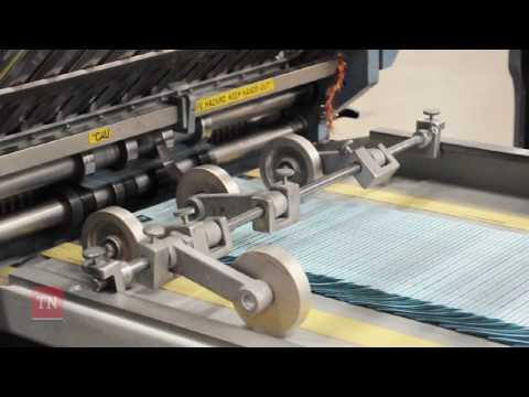 How It's Done: Bindery Folder