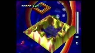 Wetrix+ Dreamcast Gameplay