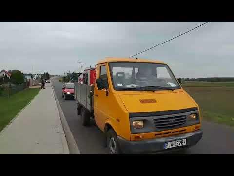 Wypadek na polu w Radlinie [www.jarocinska.pl]