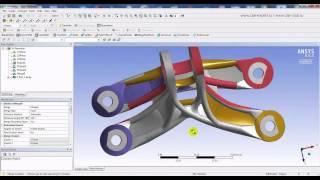 Особенности импорта в ANSYS геометрических моделей из CAD-систем