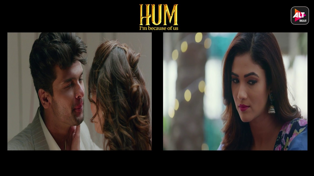 Download Hum Kushal Tandon Karishma Sharma Ridhima Pandit  Which couple's chemistry do you prefer? ALTBalaji