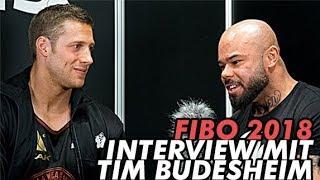FIBO 2018 - Tim Budesheim im Interview - Wettkampfziele,Mentalität im Bodybuilding,uvm.