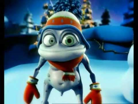 Crazy Frog - Jingle Bells Video