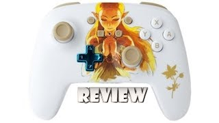 PowerA Enhanced Wireless Controller (Switch) Review (Video Game Video Review)