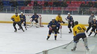 В Верхней Салде прошёл хоккейный матч Титан Энергия