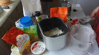 Рецепт бородинского хлеба в хлебопечке  GUERRA Selsa HV-2567