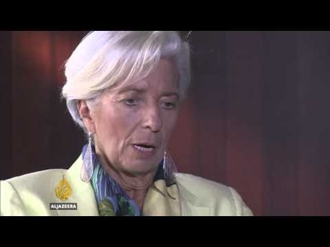 Talk to Al Jazeera - Lagarde's call to action: GCC should impose taxes