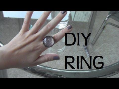 ♦Making my DIY Cabochon Ring!♦