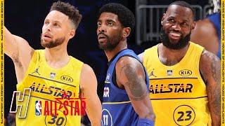 Team LeBron vs Team Durant - Full Game Highlights - March 7, 2021   2021 NBA All-Star Game