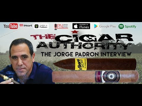 The Jorge Padron Interview