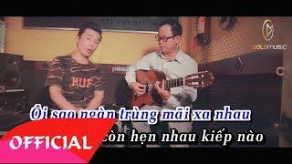 Karaoke Nửa Hồn Thương Đau (Tone Nam) - Lê Minh Trung