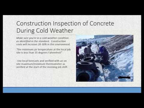Cold Weather Concrete video2