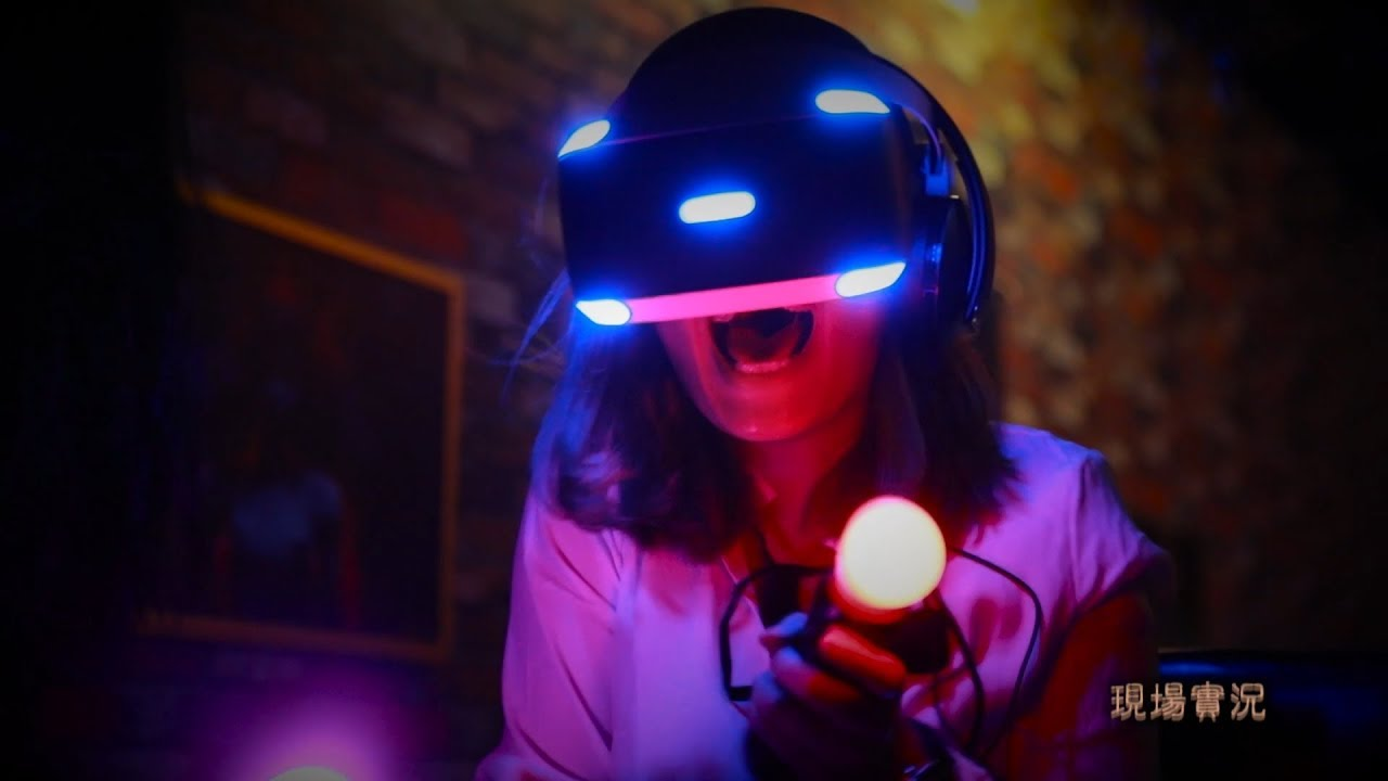 PlayStation 萬聖節呈獻: Halloween「VR鬼叫」樂園 - 宣傳影像