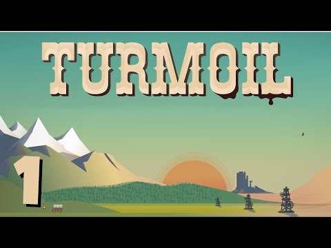 Turmoil - Ep. 1 - Becoming an Expert! - Expert Turmoil Gameplay