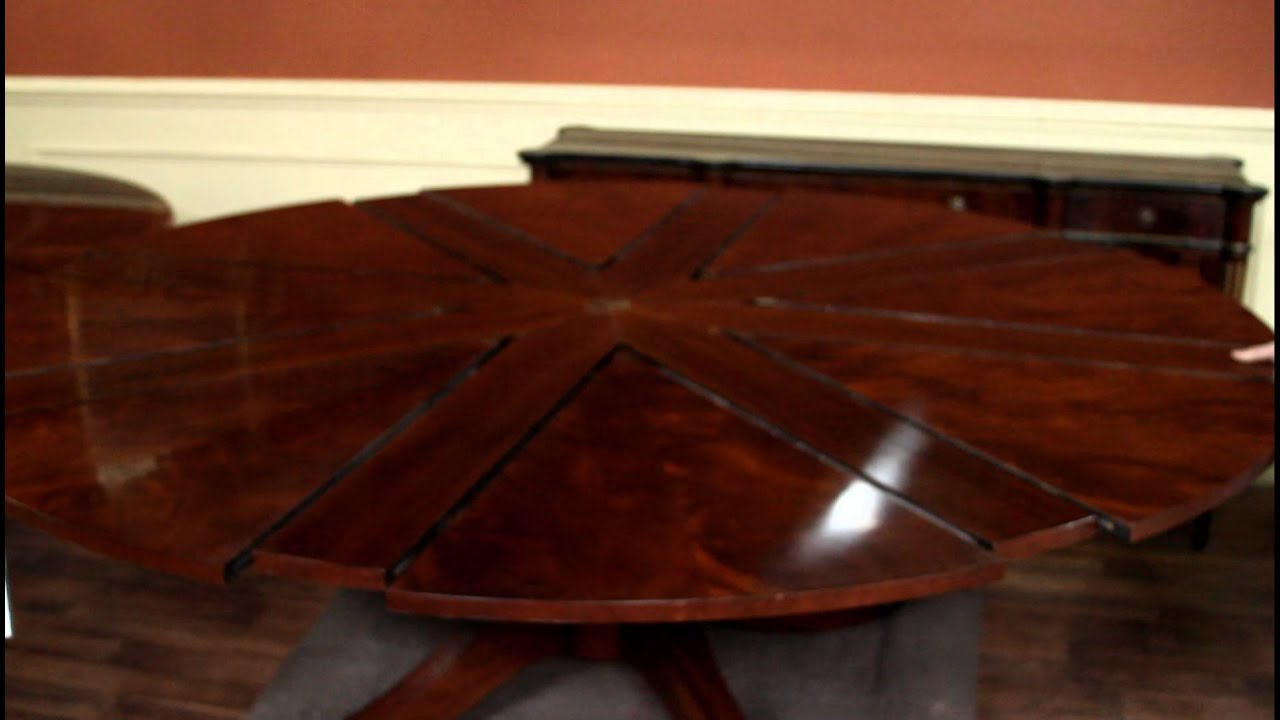 Baker Furniture Stately Homes Collection Capstan Table Jupe Table