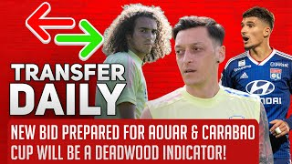 New Bid Prepared For Aouar & Carabao Cup Will Be A Deadwood Indicator! | AFTV Transfer Daily