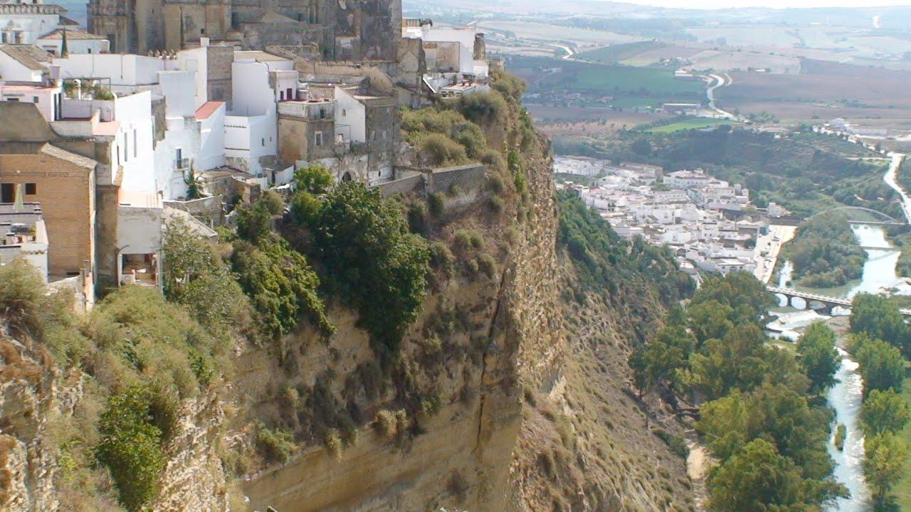 Arcos de la Frontera, Andalusia, SPAIN - YouTube