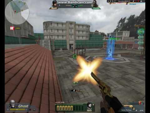 [Truy Kích] Góc lag map Chiến trường Zombie - Lần đầu tiên tôi quay clip về chơi game