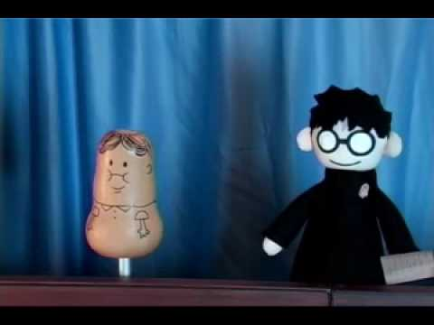 Potter Puppet Pals: Wizard Swears - YouTube