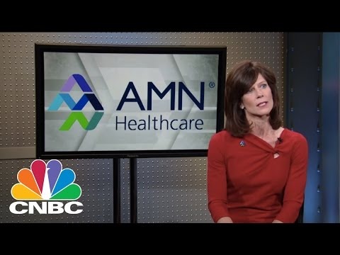 Hospital Headhunter | Mad Money | CNBC