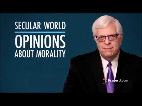 Secularism Made Easy for Dennis Prager