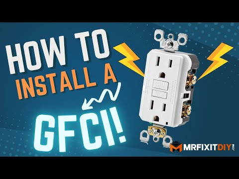 [SCHEMATICS_4UK]  HOW TO INSTALL A GFCI OUTLET - YouTube | Gfci Receptacle Wiring |  | YouTube