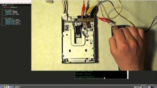 Floppy Drive Project - 4