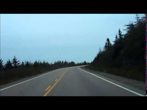 Around Newfoundland in 16 minutes   Burin Peninsula Highway