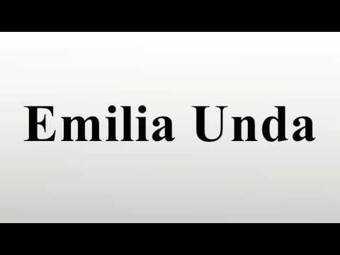 Emilia Unda