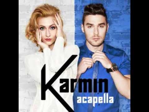 DJ PLATYFOB   KARMIN   ACAPELLA REGGAE VERSION 2013
