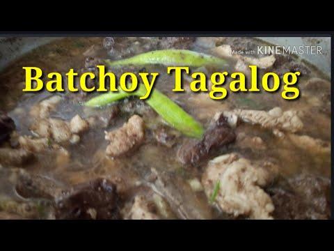 Batchoy Tagalog (Pork & Liver Soup)  || Dish #10