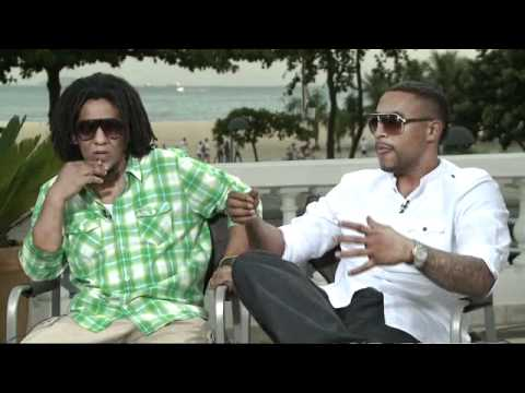 FAST & FURIOUS 5 (Fast Five) Interviews: Tego Calderon & Don Omar