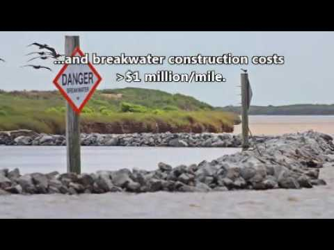 Shoreline Protection Prioritization Along the Gulf Intracoastal Waterway (a.k.a. Breakwater Model)