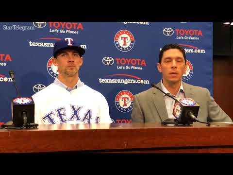 "Rangers' Daniels: ""Plan is for Mike to start for us"""