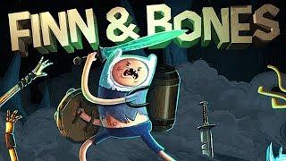 Adventure Time: Finn & Bones - Part 3 [Cartoon Network Games]