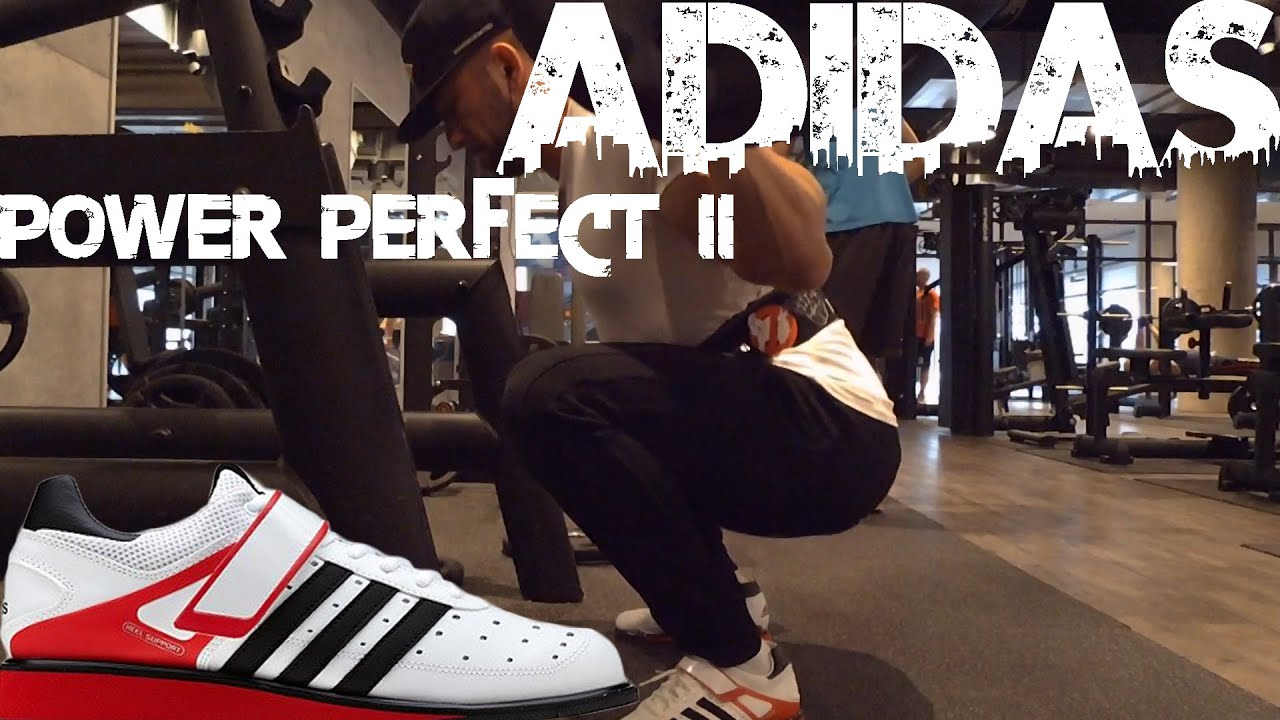 Power Perfect  Weightlifting Shoes Review