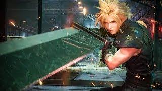 Final Fantasy VII Remake Made Us Buster Nut @ EGX 2019