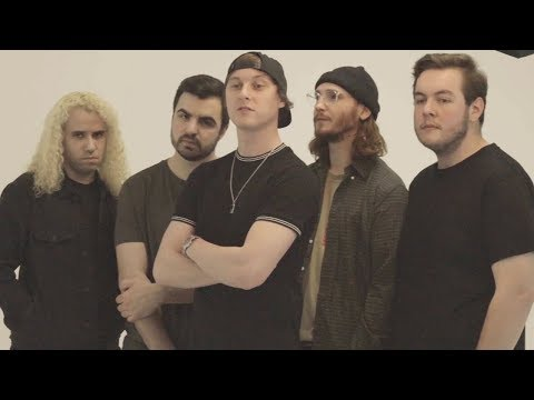 State Champs - Behind The Scenes Of The Rock Sound Cover Shoot