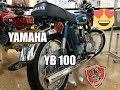 EXPOSICIÓN YAMAHA YB 100 (RESTAURADA)