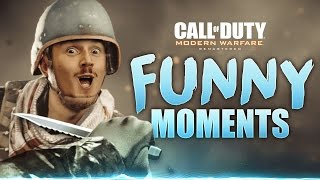 Modern Warfare Remastered - SHENANIGANS! (Funny Moments)