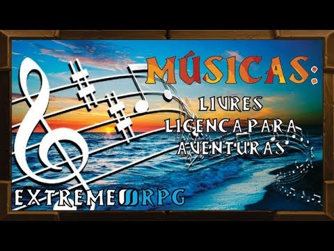 Hour of Epic Pirate Music & Pirate Accordion Music  - Músicas Aventuras -  Extreme RPG